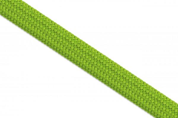 Hollow tube cord, 10 mm, light green