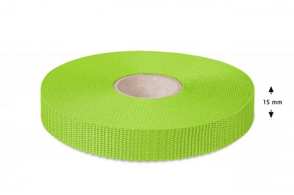 All-purpose webbing, light green 35