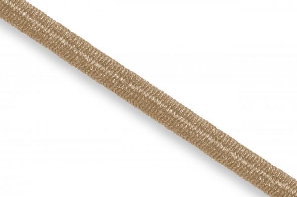 Elastic Econyl®cord, recycelt, 4 mm, beige 203