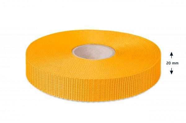 All-purpose webbing, yellow 11