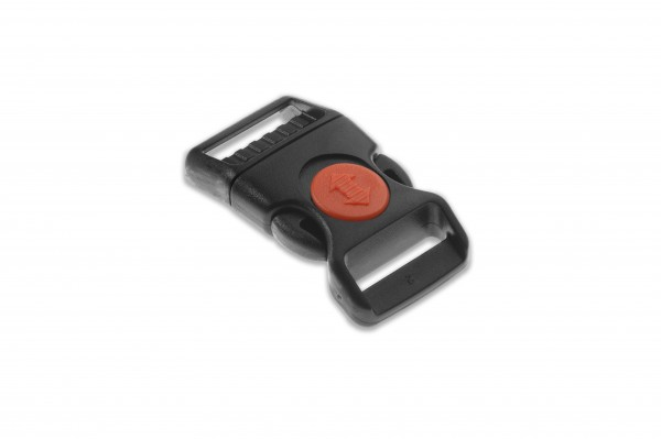 Security side release buckle nylon