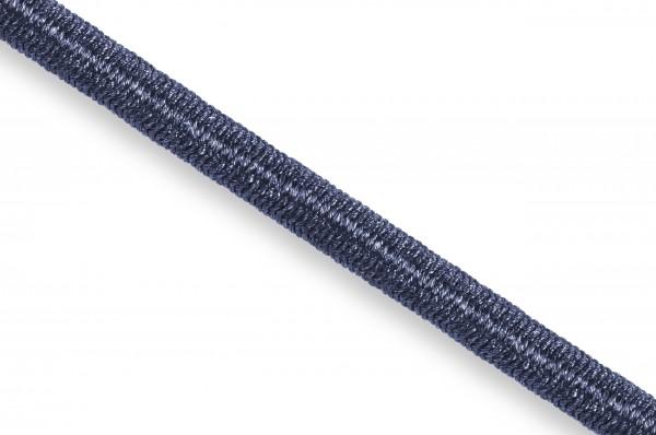 Elastic Econyl®cord, recycelt, 4 mm, navy 523