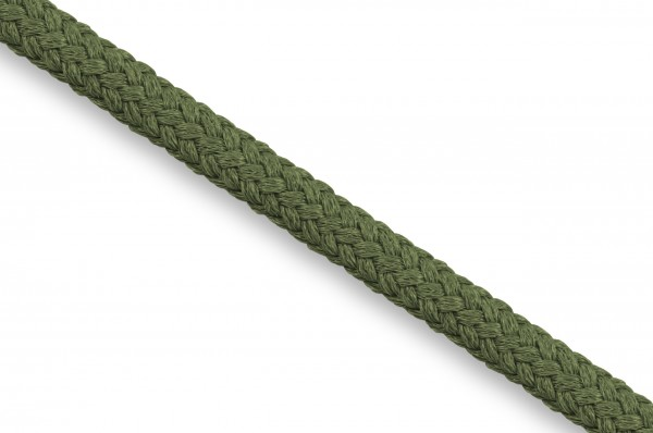Round cord, Econyl® recycled, 4 mm, olive