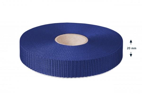 All-purpose webbing, royal blue 16