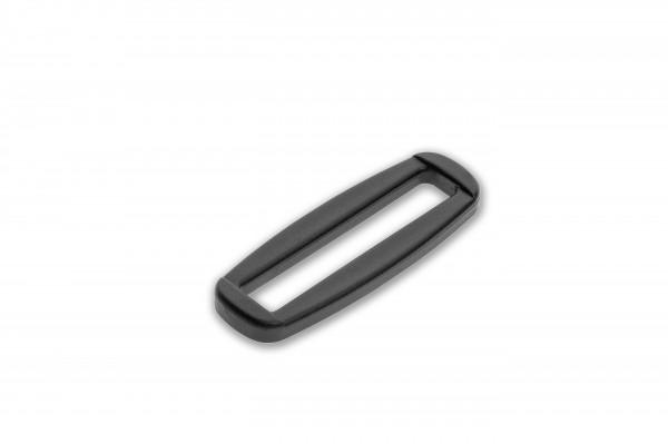 Oval ring, Nylon, 50 mm