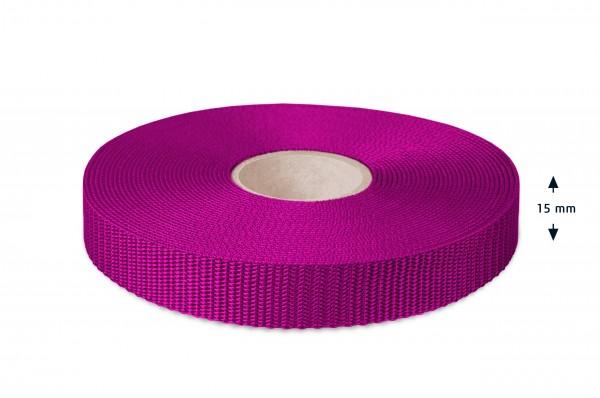 All-purpose webbing, pink 724