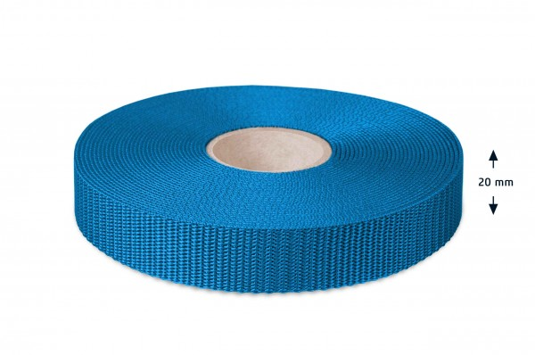 All-purpose webbing, blue 630