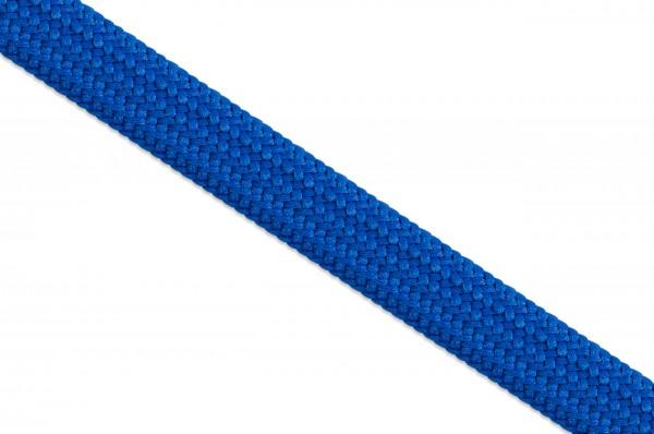 Hollow tube cord, 10 mm, royal blue