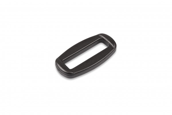 Oval ring, Nylon,30 mm
