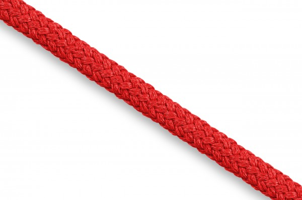 Round cord, Econyl® recycled, 4 mm, red 421