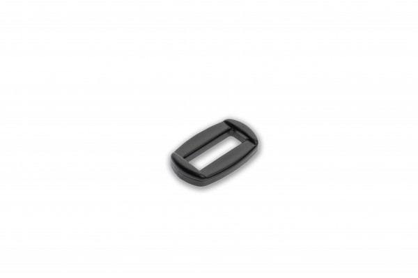 Oval ring, Nylon, 15 mm