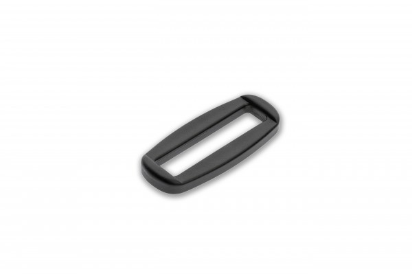 Oval ring, Nylon, 40 mm