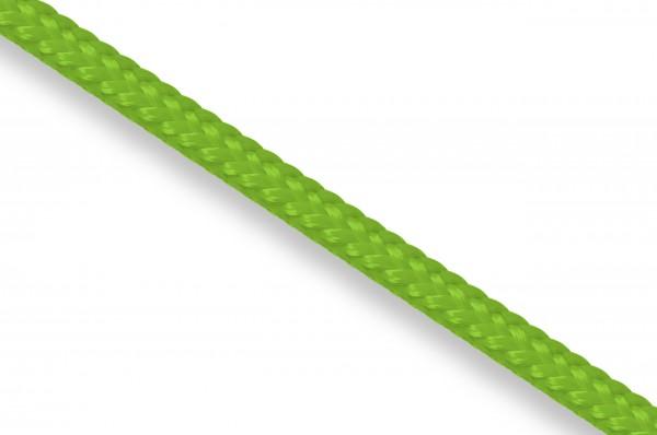 Round cord, polypropylene, 3 mm, light green