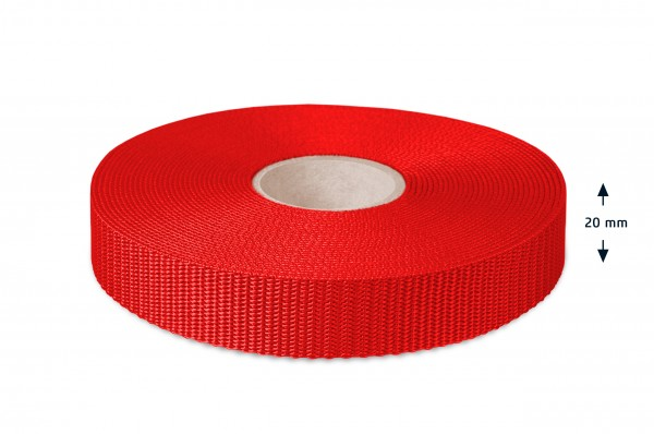 All-purpose webbing, red 4