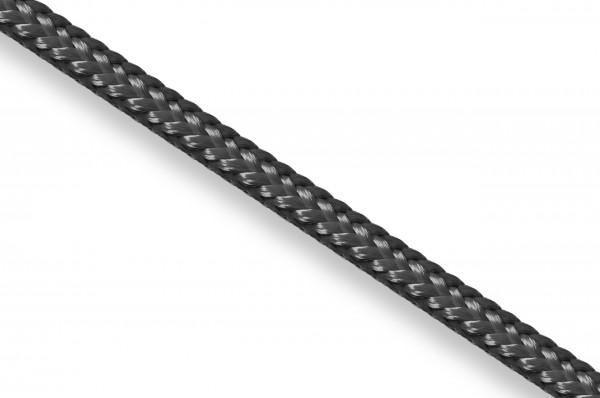 Round cord, polypropylene, 3 mm, black
